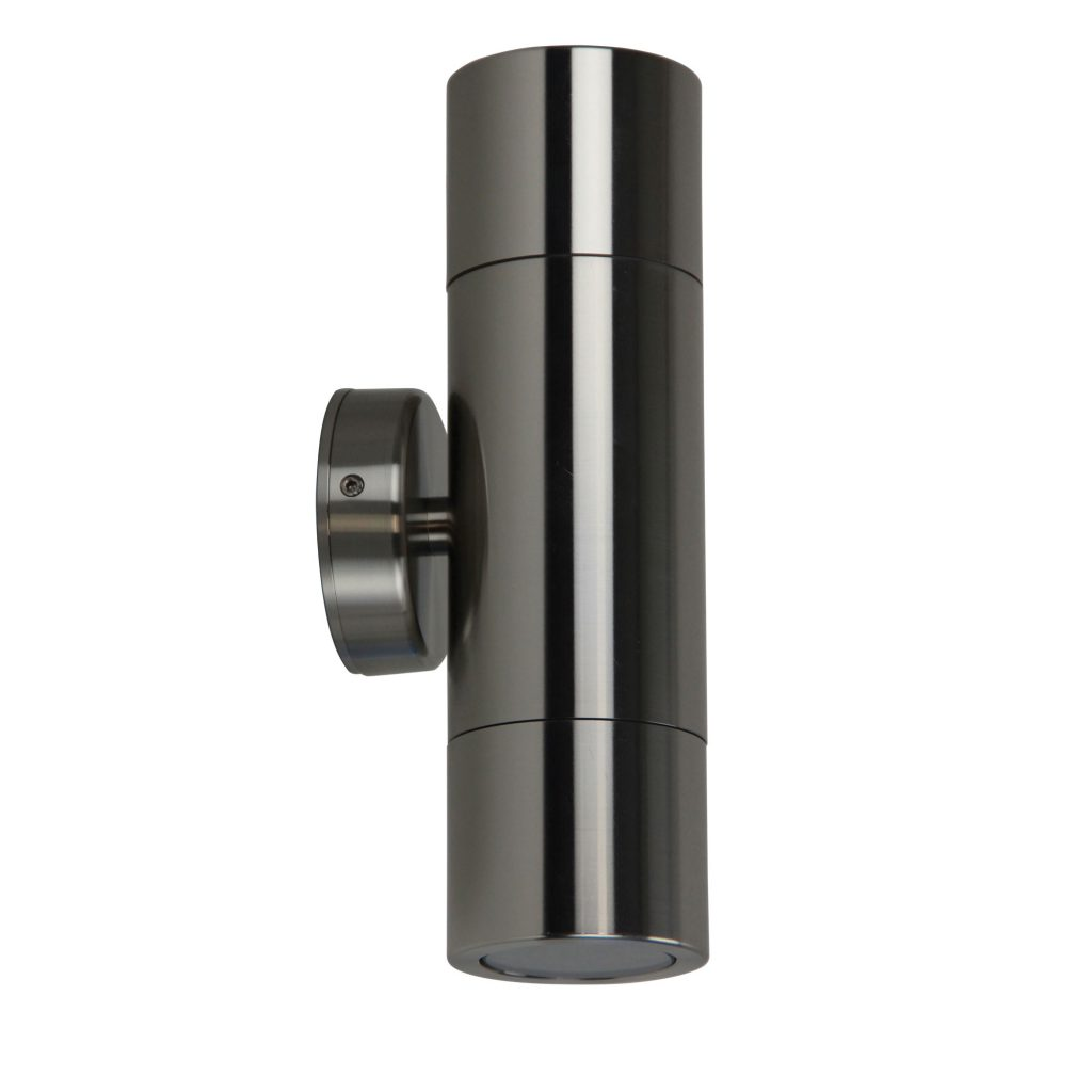 The Oxley up & down facing wall mounted light
