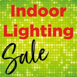 SALE Indoor Lights