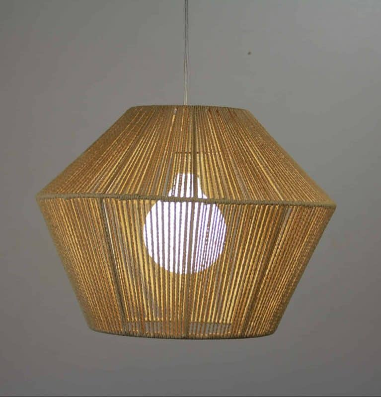 The Padang Wicker Pendant