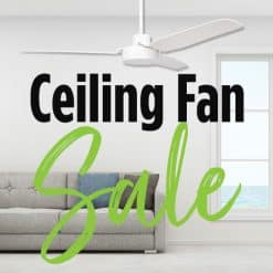 SALE Ceiling Fans